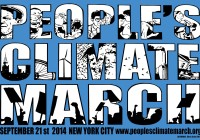 People's Climate March – September 21st
