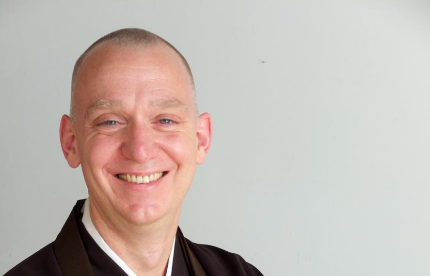 Online dharma talk by Kosen Gregory Snyder, April 17