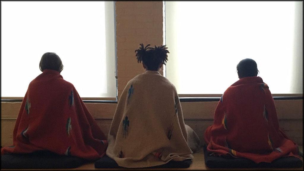 people of color sangha