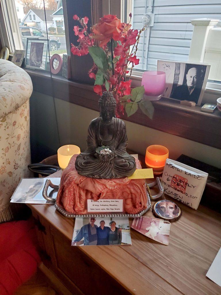 Home Altars Brooklyn Zen Center