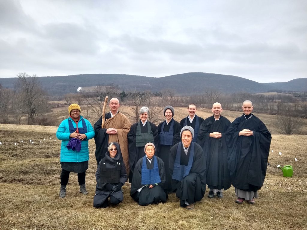 Robes and rubber boots at AHZM (March 2021)